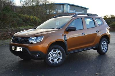 2018 68 DACIA DUSTER 1.5 Blue dCi Essential 5dr in Dese
