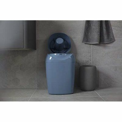 Nappy Disposal Tub Tommee Tippee Sangenic Tec Bin Holds Up To 28 Nappies BLUE