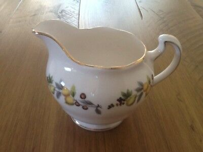 Vintage Milk Jug, Royal Vale English Bone China, Free UK P&P