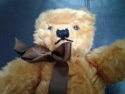"merrythought mohair bear, 15"", Jointed, LTD. 188/of 300,"