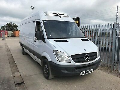 dcd42e5b14 2008 MERCEDES SPRINTER 311 Cdi 2.1 Lwb Van For Sale White ...