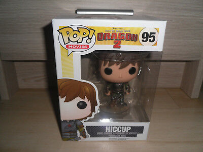 Pop funko how to train my dragon Hiccup