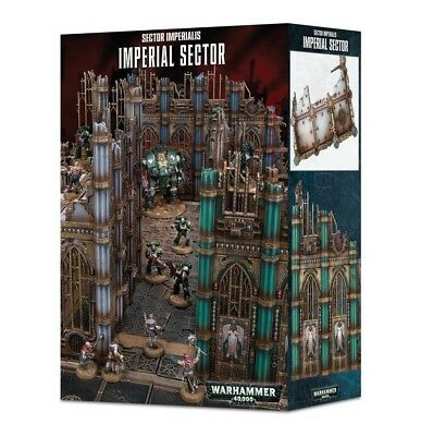 Warhammer 40k Sector Imperialis: Imperial Sector 64-80