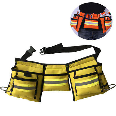 Waist Pocket Tool Case Belt Screwdriver Tools Holder Pouch Electrician Bag