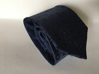 BOSS HUGO BOSS Made In Italy MEN'S SILK  NECK TIE