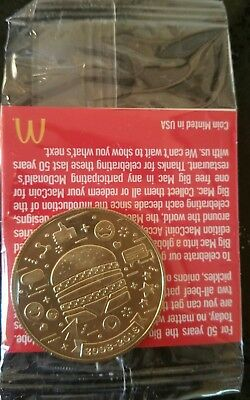 Mcdonalds Big Mac Mccoin 2008- 2018. New In Package.