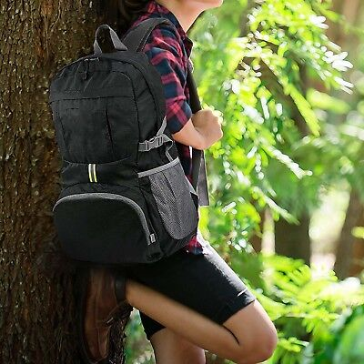 Packable Backpack Water Resistant Hiking Handy Foldable Camping Outdoor 35L