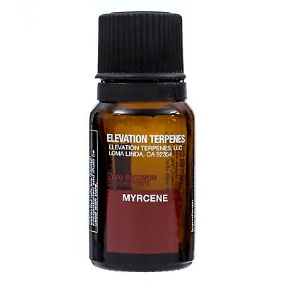 Elevation Chemicals: 100% Pure Myrcene Food Grade Terpene 10ML-Made in the USA