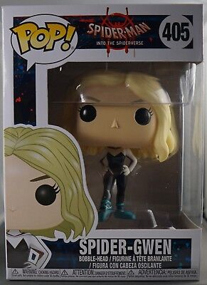 Funko Pop SPIDER-MAN: INTO THE SPIDER-VERSE MOVIE - SPIDER-GWEN #405