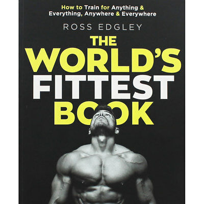 The Worlds Fittest Book by Ross Edgley (Paperback), Non Fiction Books, Brand New