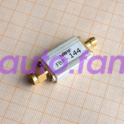 144MHz 2m band pass filter, ultra-small size, SMA interface