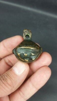 ANCIENT LURISTAN Bronze AGE BRONZE   BEAUTIFUL BELL   C.1000 BC.