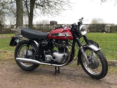 Norton Atlas 1965 750cc In Excellent Condition Lots Of Stainless !!