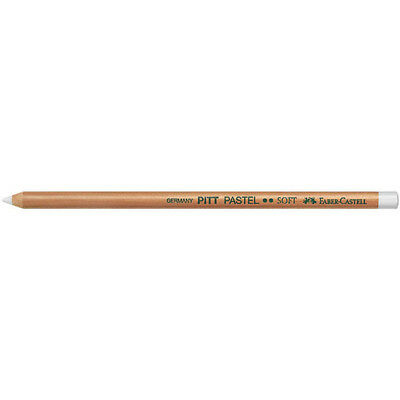 Faber-Castell (Single) - Pitt Pastel Pencil Soft White