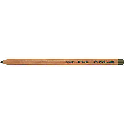 Faber-Castell (Single) - Pitt Pastel Pencil Olive Green Yellowish (173)