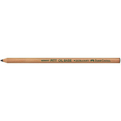Faber-Castell (Single) - Pitt Black Pencil No.1 Extra Soft