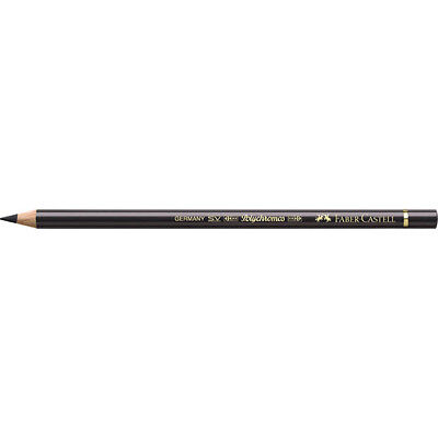 Faber-Castell (Single) - Polychromos Artists' Pencil Warm Grey Vi (275)