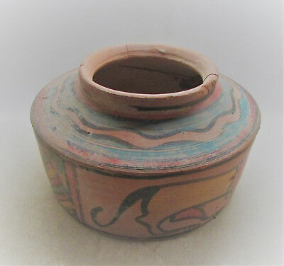 Ancient Indus Valley Decorated Balochistan Terracotta Pottery