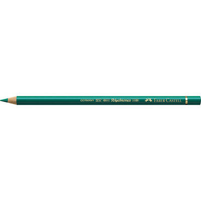 Faber-Castell (Single) - Polychromos Artists' Pencil Phthalo Green (161)