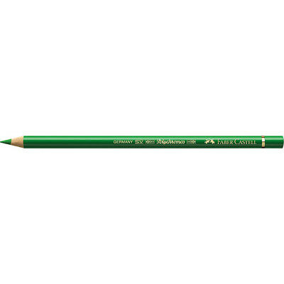 Faber-Castell (Single) - Polychromos Artists' Pencil Permanent Green (266)