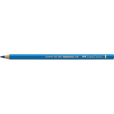Faber-Castell (Single) - Polychromos Artists' Pencil Phthalo Blue (110)