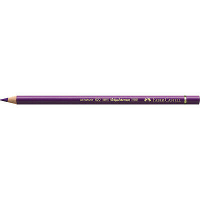 Faber-Castell (Single) - Polychromos Artists' Pencil Manganese Violet (160)