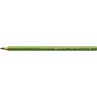 Faber-Castell (Single) - Polychromos Artists Pencil Earth Green Yellowish (168)