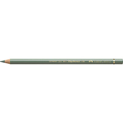 Faber-Castell (Single) - Polychromos Artists' Pencil Earth Green (172)