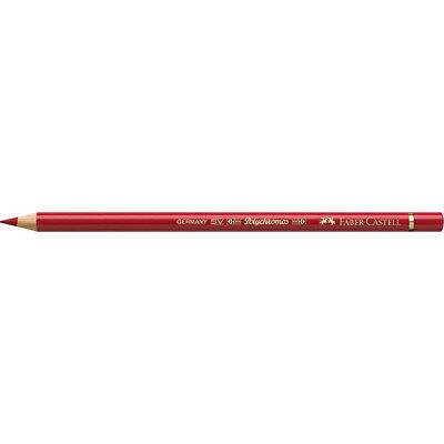 Faber-Castell (Single) - Polychromos Artists' Pencil Deep Red (223)