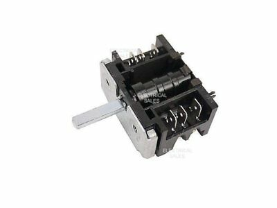 Beko Belling Flavel Oven Cooker Grill Selector Switch 263100004 Ego Part