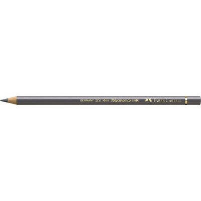 Faber-Castell (Single) - Polychromos Artists' Pencil Cold Grey Iv (233)