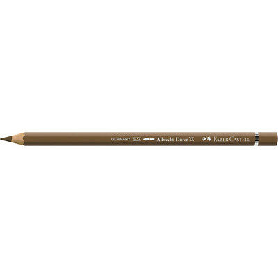 Faber-Castell (Single) - Durer Artists' Watercolour Pencil Raw Umber (180)