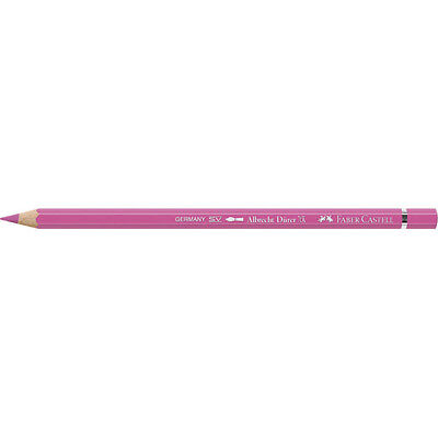 Faber-Castell (Single) - Durer Watercolour Pencil Pink Madder Lake (129)