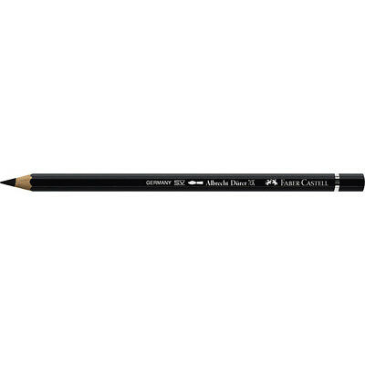 Faber-Castell (Single) - Durer Artists' Watercolour Pencil Black (199)