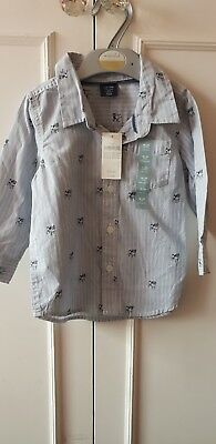 Boys Baby Gap Shirt 18 24 Months New With Tag