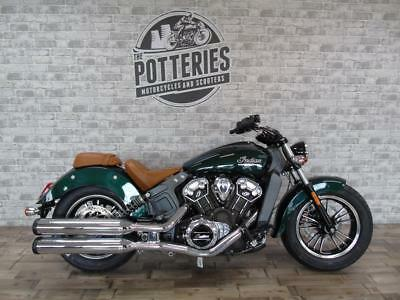Indian Scout 2018 *Unregistered and in stock PCP 99 deposit options*