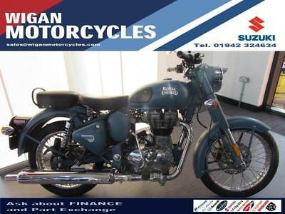 2018 Royal Enfield Classic 500 Military..96.56 Over 60M..dep 99 Pounds..9.9% Apr