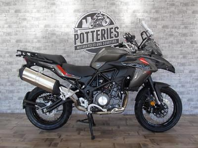 Benelli TRK502 X Adventure -Official Benelli Agent-Free delivery within 60 miles