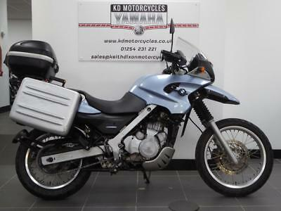 2000 W Bmw F 650 Gs With Full Luggage Good Condition Part Ex To Clear