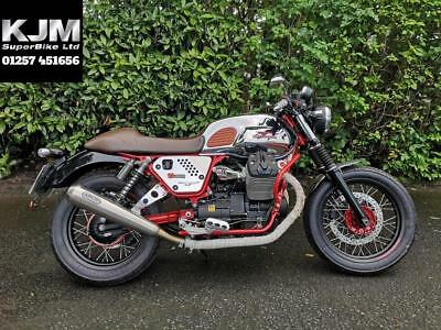 Moto Guzzi Cafe Racer Abs, 2016, Just 4115 Miles