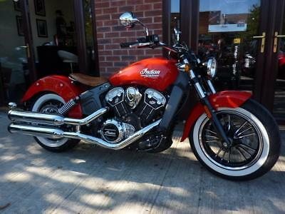 Indian Scout 1200 Special Brand Nw