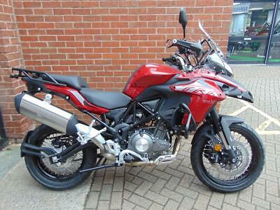 Brand New Benelli Trk 502 X Adventure - Ride Away From 95Pm On Pcp