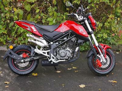 Benelli Tnt125 New Bikes In Stock With Finance Available