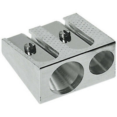 Faber-Castell (Single) - Metal Sharpener - Two Hole