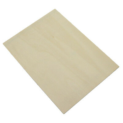 Plain Blank Boards Pieces Unfinished Wood for DIY Laser Cut Pyrography Craft