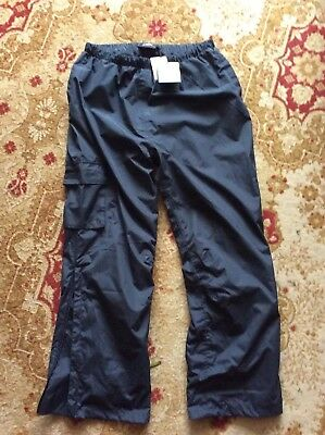 ed4ab5fcbb5 PETER STORM WATERPROOF Trousers Lightweight Navy Size 12R - £1.99 ...