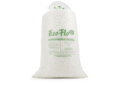 ECO FLO Biodegradable Loose Fill bags Packing Peanuts Top Quality