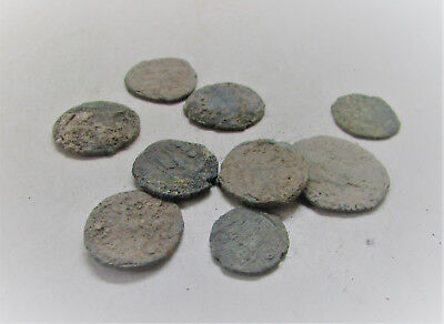 Lot Of Ancient Greek Ae Coins