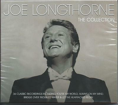 Joe Longthorne - The Collection - The Best Of / Greatest Hits 2CD NEW/SEALED
