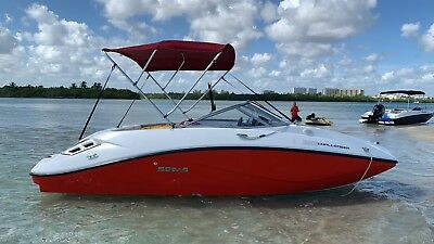 2012 Sea Doo 180 CHALLENGER Supercharged engine only 30 Hours
